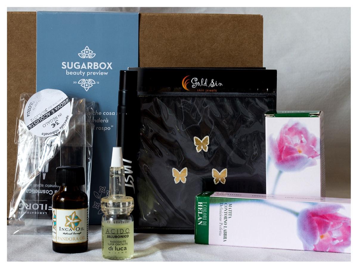 #10 Sugarbox di novembre