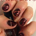Nail Art: #1 Striping nail art