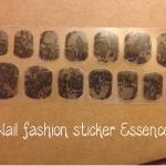 Prodotti: #5 Nail fashion sticker Essence