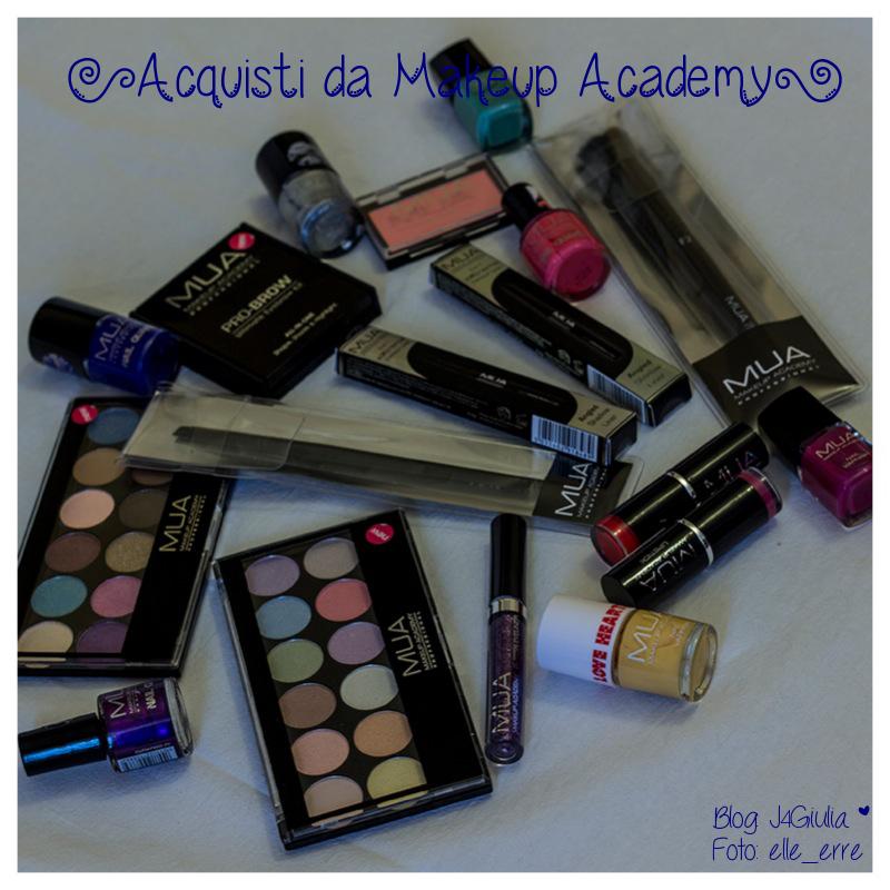 Acquisti: #6 MUA - Makeup Academy