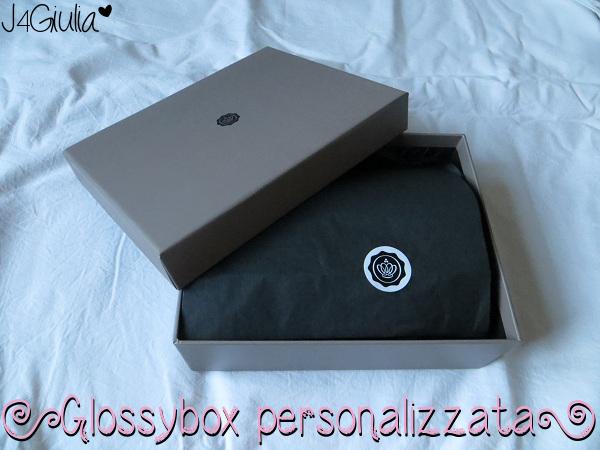 Box: #21 Glossybox personalizzata