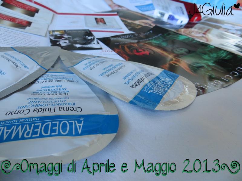 Omaggi: #4 Aprile e Maggio 2013