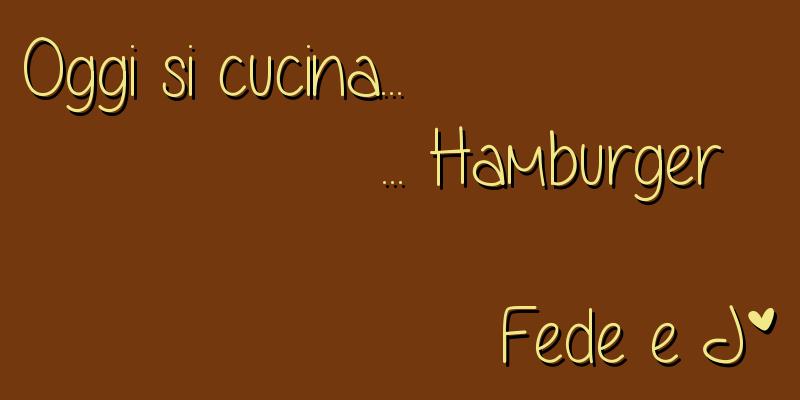 Cucina: #2 Hamburger