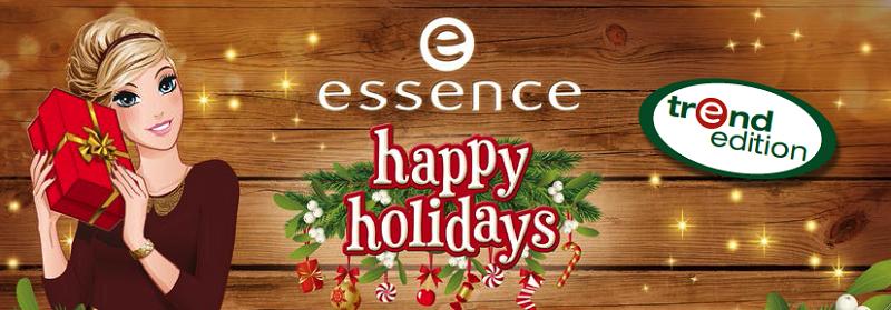 "Cartella Stampa: #8 Essence ""Happy Holidays"""