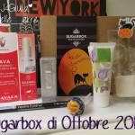 Box: #37 Sugarbox di Ottobre 2013