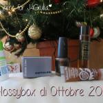 Box: #41 Glossybox di Ottobre 2013
