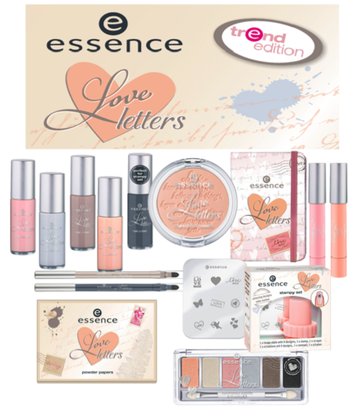 "Cartella Stampa: #11 Essence ""Love Letters"""