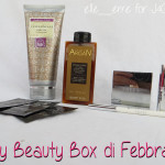 Box: #49 My Beauty Box di Febbraio 2013