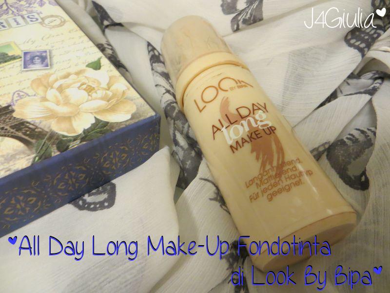 Prodotti: #9 All Day Long Make-Up Fondotinta di Look By Bipa