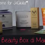 Box: #50 My Beauty Box di Marzo 2013