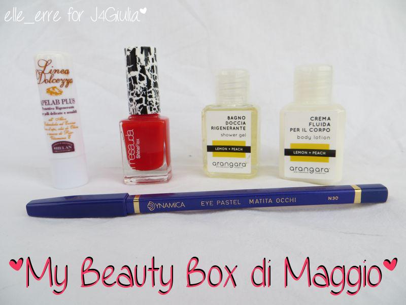 Box: #53 My Beauty Box di Maggio 2013
