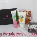 Box: #55 My Beauty Box di Giugno 2013