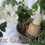 Manicure: #7 100% Cashmere di Faby