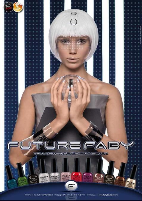 "Cartella Stampa: #18 Faby ""Future Faby"""