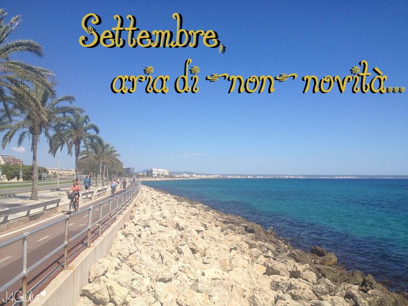 Eventi: #12 Settembre, aria di (non) novità