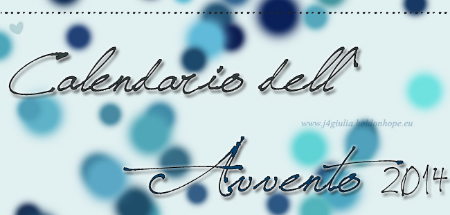 TAG: # Calendario dell'Avvento 2014