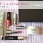 Box: La Bellezza a Gran Voce!, MyBeautyBox di Marzo 2015