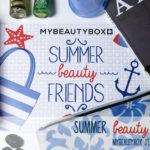 Summer Beauty Friends, MyBeautyBox di Luglio 2015