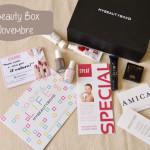 Box: #75 My Beauty Box di Novembre 2014